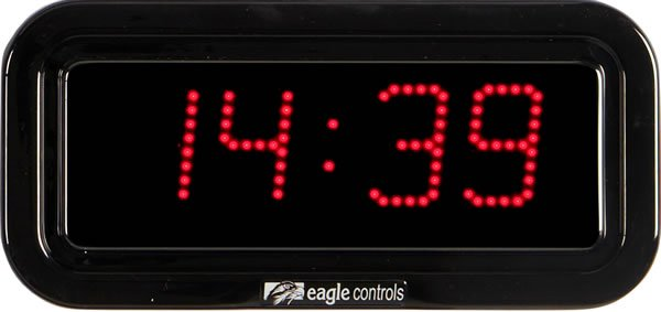 LED Clock 4 digit EA5-10 2 - 4 inch