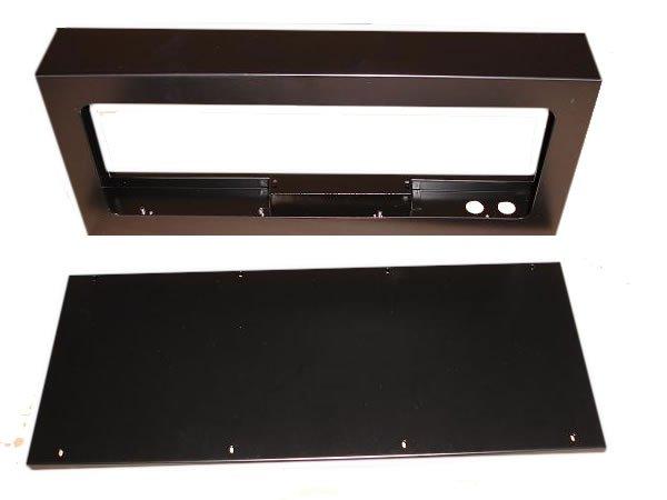 IP65 Black Painted Case